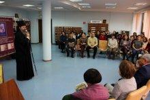 Презентация Книги пророка Ионы на калмыцком языке. Институт перевода Библии.