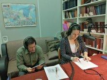 Аудиозапись книги Руфь на гагаузском языке. Институт перевода Библии